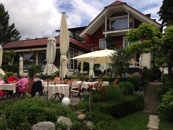 Restaurant Haus am See Nonnenhorn D Küchenreise