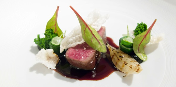 Spring Restaurant Michelin Star