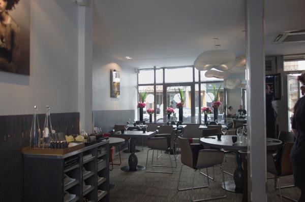 Restaurant Akrame, Paris (F) - Küchenreise